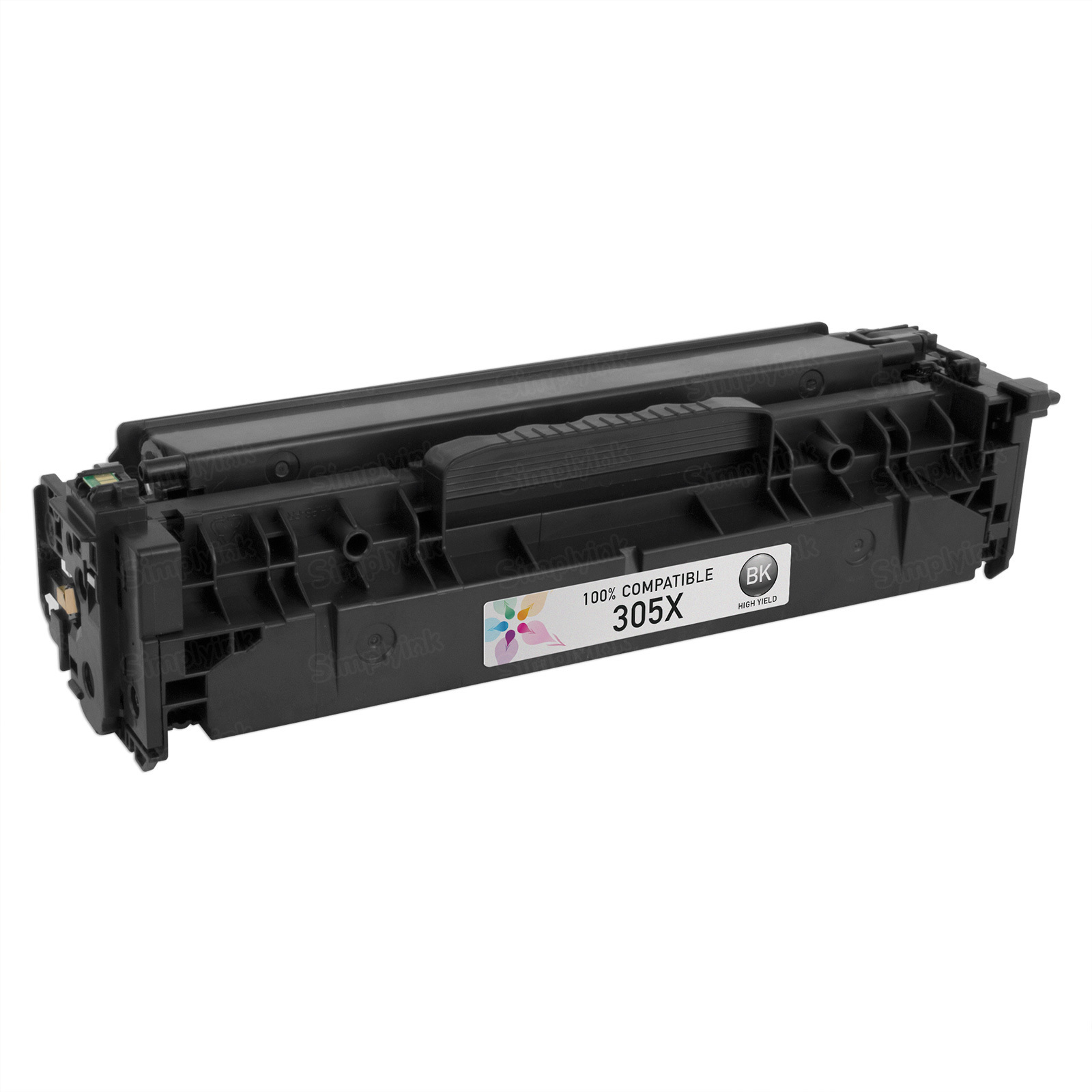 Replacement High-Yield Black Toner for HP 305X