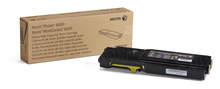 Xerox 106R02227 (106R2227) High Yield Yellow OEM Laser Toner Cartridge