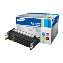OEM Samsung CLT-P409C Color Laser Toner Cartridge 3.5K Page Yield