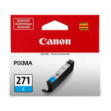 Canon 0391C001 (CLI-271) Cyan Ink Cartridge, OEM