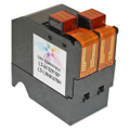 Remanufactured Replacement for NeoPost IJINK678H Fluorescent Red Ink