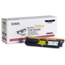 Xerox 113R00694 (113R694) High Yield Yellow OEM Laser Toner Cartridge