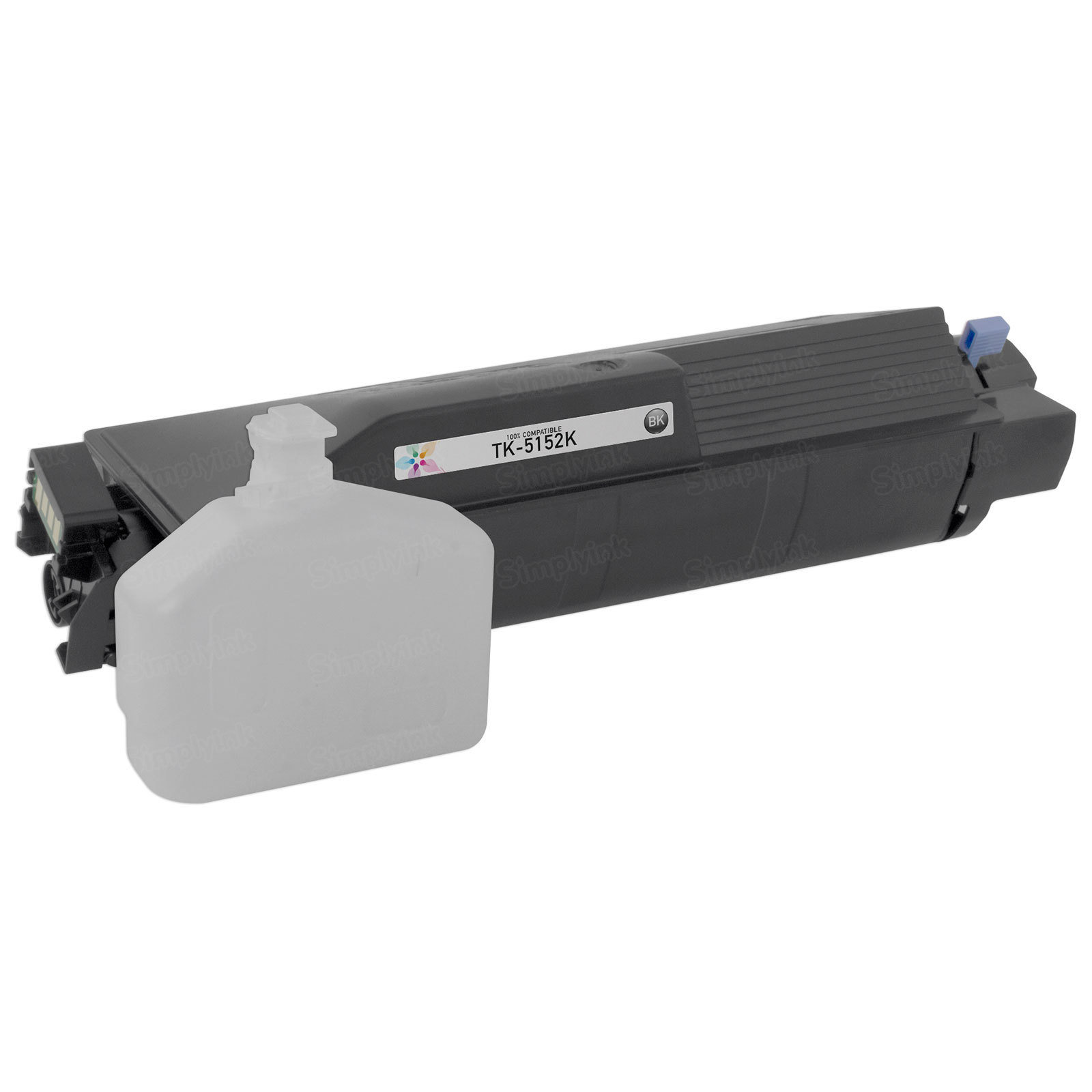 Compatible TK-5152K Black Toner