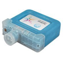 Compatible Canon PFI-301PC Pigment Photo Cyan Ink Cartridges