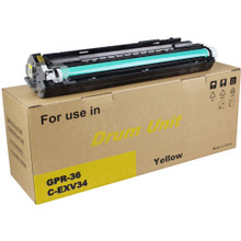 Canon GPR-36 (51,000 Pages) Yellow Drum Unit - OEM 3789B004BA