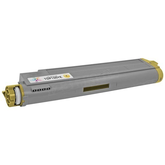 Remanufactured T-DP100-YE Yellow Toner for Intoprint