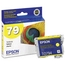 Original Epson 79 Yellow Inkjet Cartridge (T079420), High-Capacity
