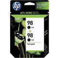 Original HP 98 Black Ink Pack C9514FN
