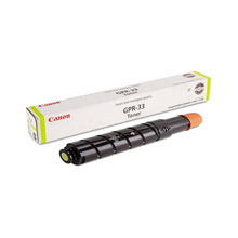 Canon GPR-33 (52,000 Pages) High Yield Yellow Laser Toner Cartridge - OEM 2804B003AA
