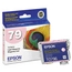 Original Epson 79 Light Magenta Inkjet Cartridge (T079620), High-Capacity