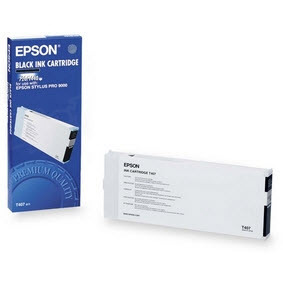 Epson T407011 Black OEM Ink Cartridge