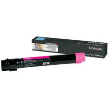 Lexmark OEM Extra High Yield Magenta Laser Toner Cartridge, X950X2MG (X950/X952/X954 Series) (22K Page Yield)