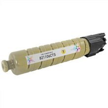 Compatible Ricoh 821071 / 821106 Yellow Laser Toner Cartridges