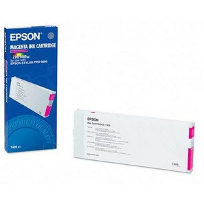Epson T409011 Magenta OEM Ink Cartridge