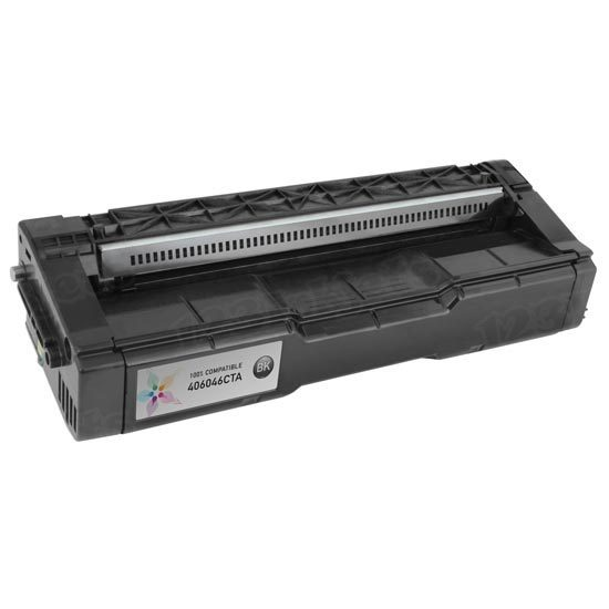 Ricoh Compatible 406046 Black Toner
