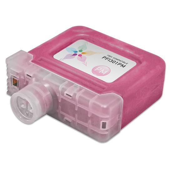Canon Compatible PFI-301PM Photo Magenta Ink