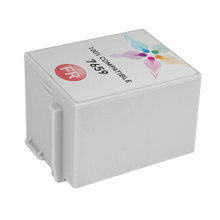 Compatible Pitney Bowes 765-9 Fluorescent Red Ink Cartridges