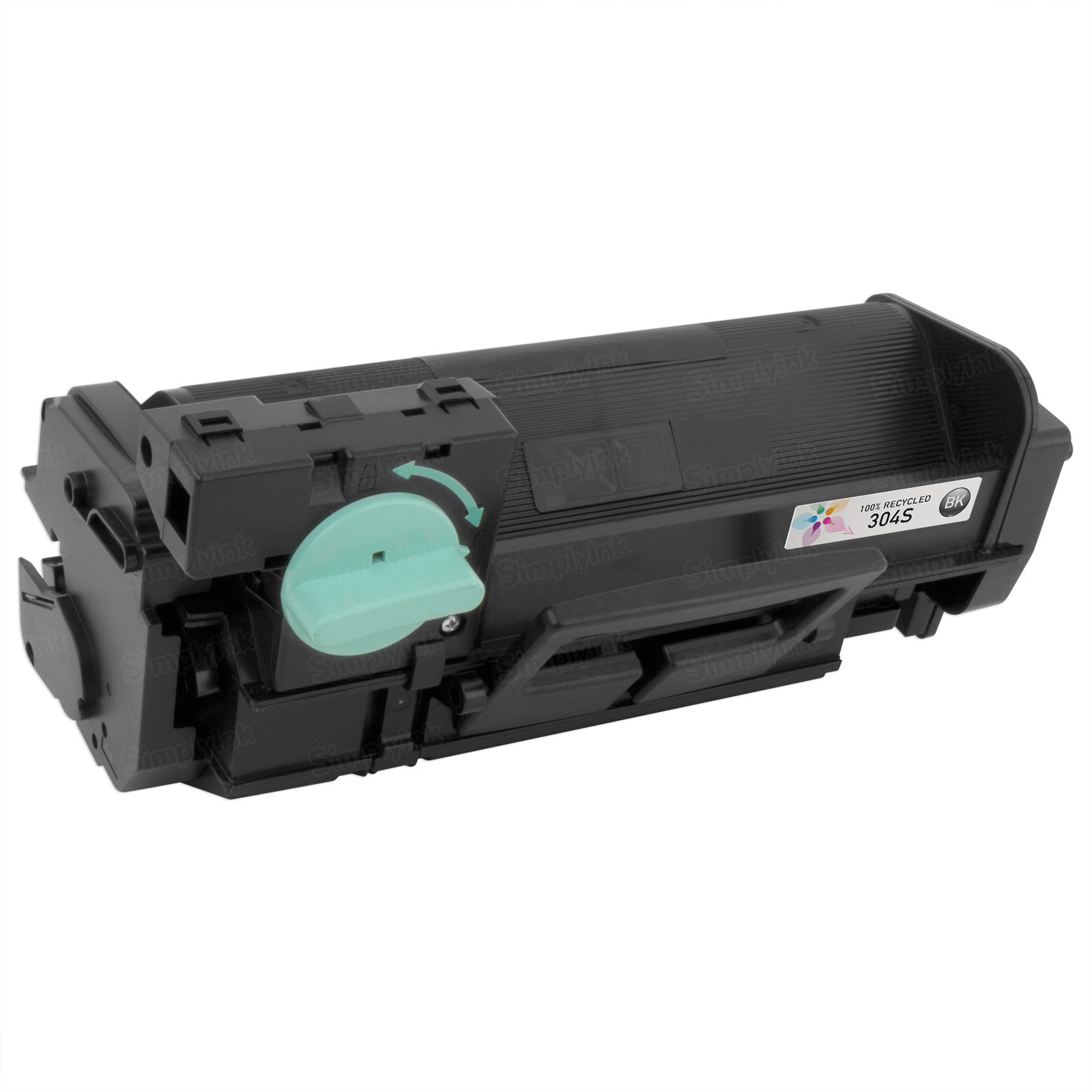 Remanufactured Black Toner for Samsung (304S)