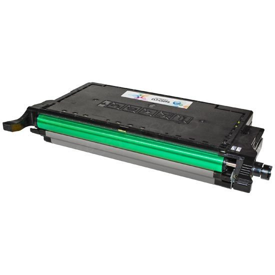 Remanufactured CLP-770ND & CLP-775ND Cyan Toner for Samsung (CLT-C609S)