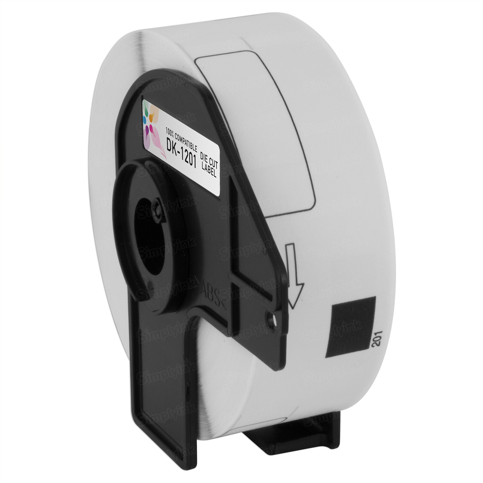 Compatible Replacement for Brother DK-1201 Address Labels for Brother