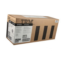 IBM OEM Black 75P4051 Toner Cartridge