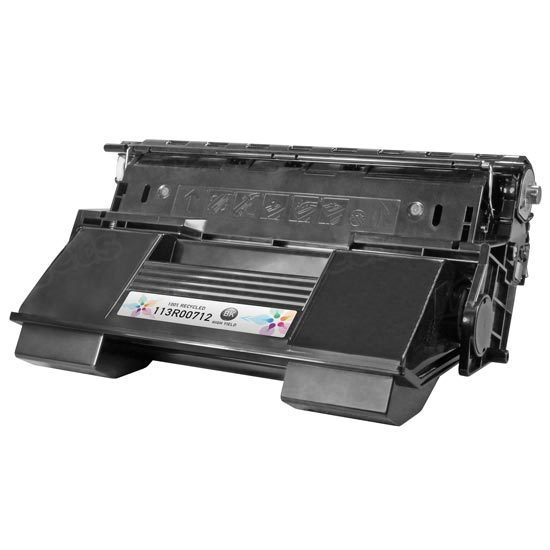 Compatible Xerox 113R00712 Black Toner