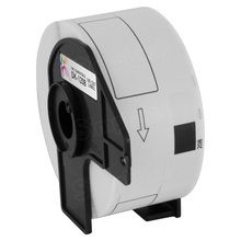 Compatible Brother DK-1208 Address Labels for Brother Label Printers - 1.4 in x 3.5 in (38 mm x 90.3 mm)