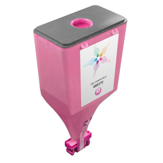 Compatible 888370 Magenta Toner for Ricoh