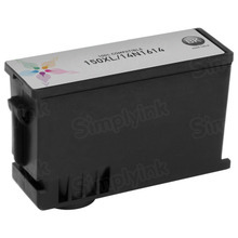Compatible Lexmark 14N1614 (150XL) High Yield Black Ink Cartridges