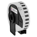 Compatible Replacement for Brother DK-2210 White Paper Tape for Brother