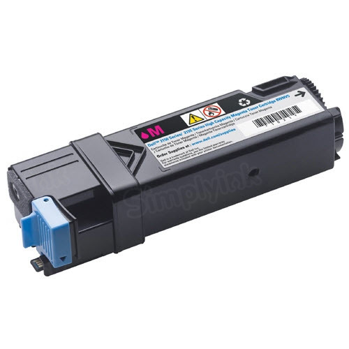 Original Dell (2Y3CM) HY Magenta Toner Cartridge