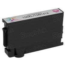 Compatible Lexmark 14N1616 (150XL) High Yield Magenta Ink Cartridges