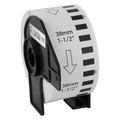 Compatible Replacement for Brother DK-2225 White Paper Tape for Brother