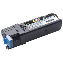 Original Dell 331-0718 (9X54J) High Yield Yellow Laser Toner Cartridge