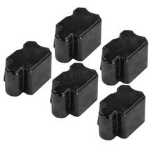 Compatible Xerox Set of 5 (Black) 016-2040-00 Solid Ink Blocks for the Phaser 8200