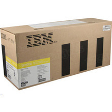 IBM OEM High Yield Yellow 75P4058 Toner Cartridge