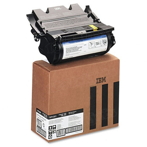 OEM IBM 75P4301 Black Toner Cartridge