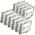 Epson C64, C66 & CX4600 Remanufactured Ink Set of 10