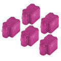 Compatible Xerox Phaser 8200 Magenta 5-Pack Toner