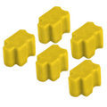 Compatible Xerox Phaser 8200 Yellow 5-Pack Toner