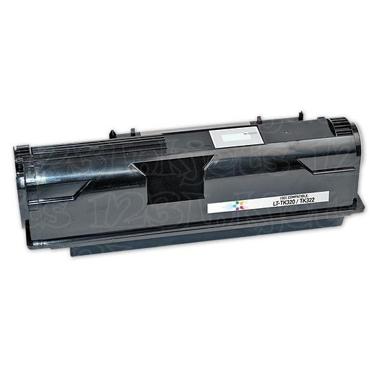 Kyocera Mita Compatible TK322 Black Toner Cartridge
