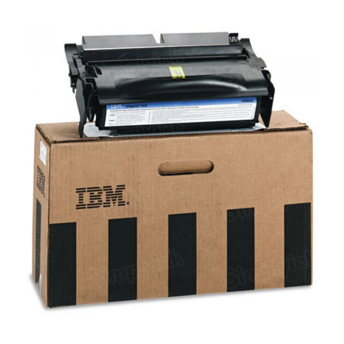 OEM IBM 75P6050 Black Toner Cartridge
