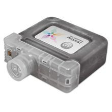 Compatible Canon PFI-301GY Pigment Gray Ink Cartridges