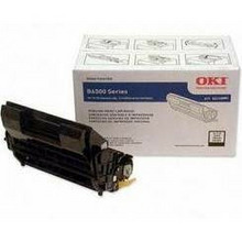 Okidata OEM Black 52116001 Toner Cartridge 11K Page Yield