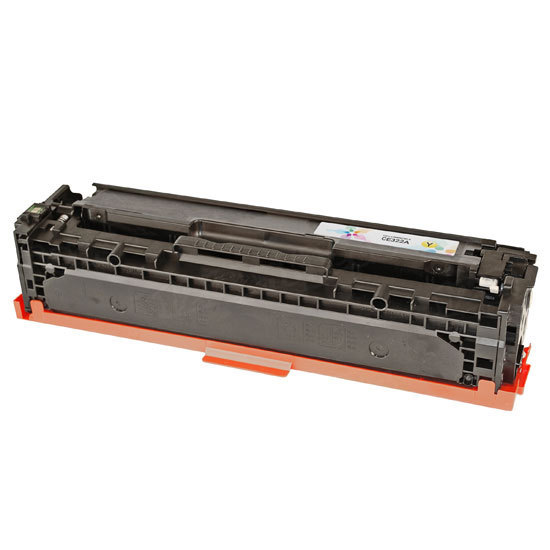 Remanufactured Replacement Yellow Laser Toner for HP 128A
