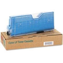 OEM Ricoh 402553 Cyan Laser Toner Cartridge, Type 165