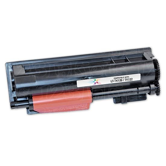 Kyocera Mita Compatible TK122 Black Toner Cartridge
