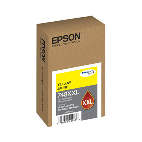 OEM T748XXL420 Extra HY Yellow Ink for Epson