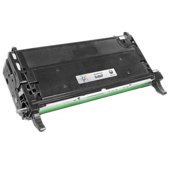 Refurbished Alternative for 330-1198 HY Black Toner for the Dell 3130cn