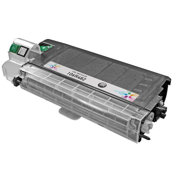 Compatible Xerox 106R482 Black Toner